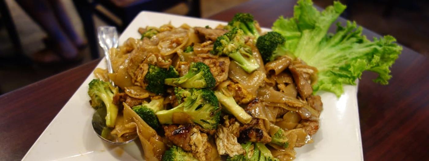 Thai Food On Reseda Blvd